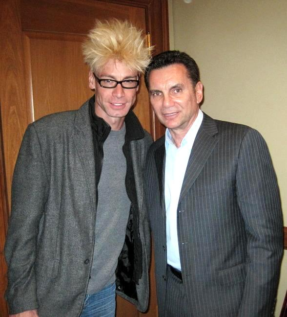 Murray Hangs Former Mob Boss Michael Franzese