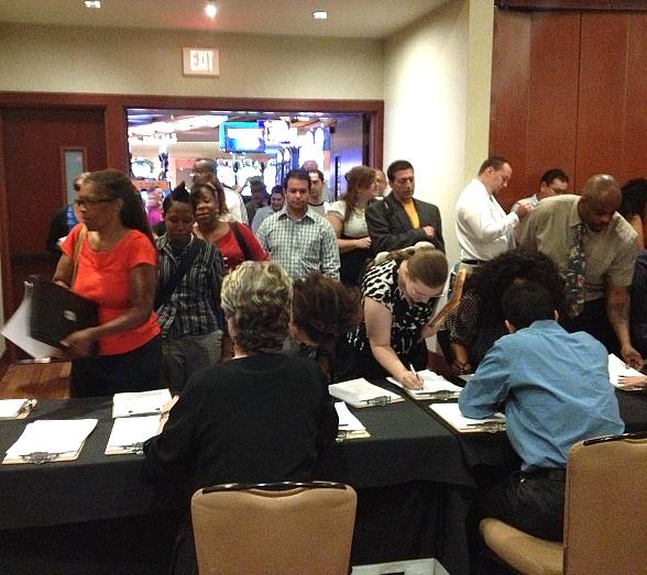 Las Vegas Diversity Career Fair at The Palms Feb 13, 2014