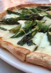 OTTO Enoteca e Pizzeria at The Venetian Debuts Signature Spring Dish: Asparagus Pizza