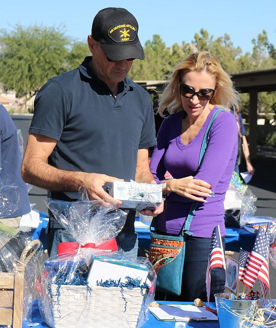 Side by Side Hosts Veterans Hometown Celebration and Fundraiser