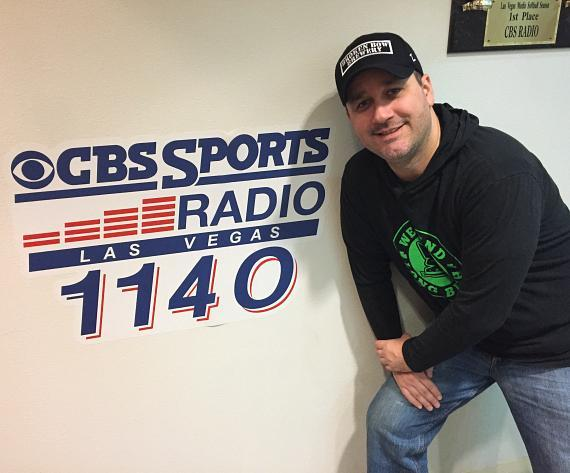 Sports Handicapper Tom Barton will be a guess on The Vegas Take on CBS Sports Radio 1140 on Saturday, February 11 at 2-4pm