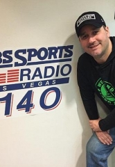 "Mike Hammer and Brian Shapiro of ""The Vegas Take"" on CBS Radio welcome Sports Handicapper Tom Barton on Saturday, February 25"