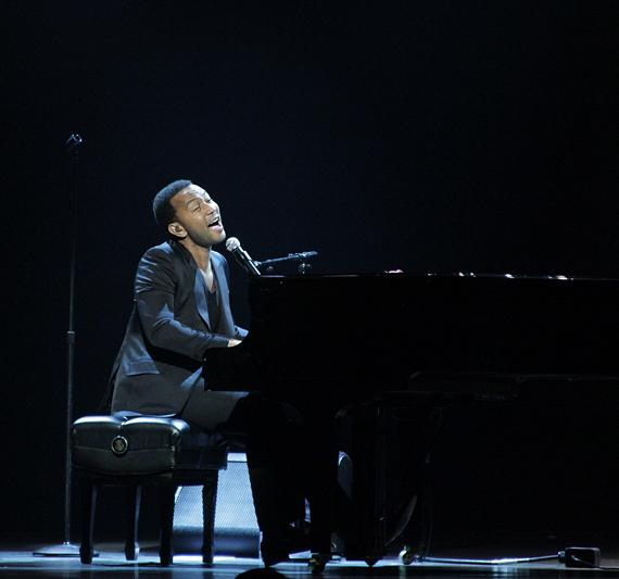 John Legend performs at Palms Casino Resort: