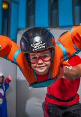 Vegas Indoor Skydiving Flies Into The 'Giving Season' with Thankful Thursday