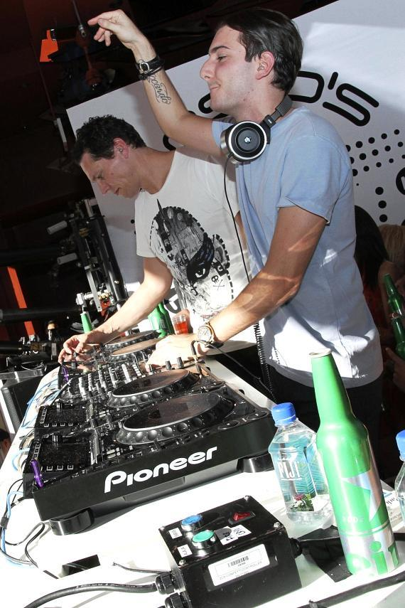 Tiesto and Alesso