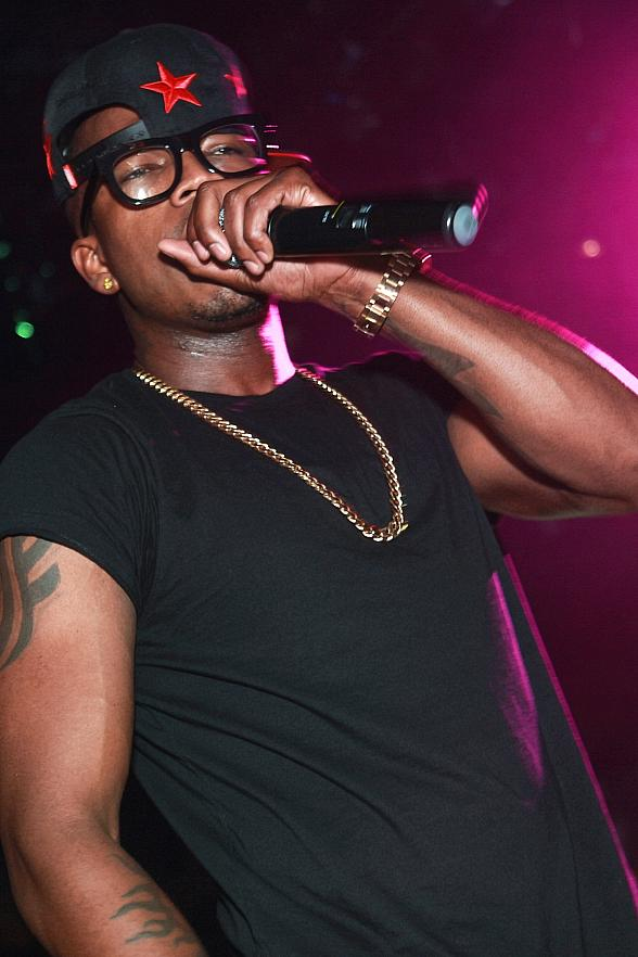 Ne-Yo Performs at 1 OAK Nightclub at The Mirage in Las Vegas