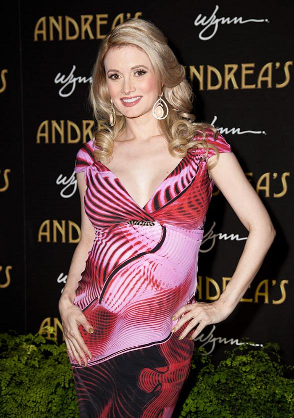 Holly Madison at Andrea