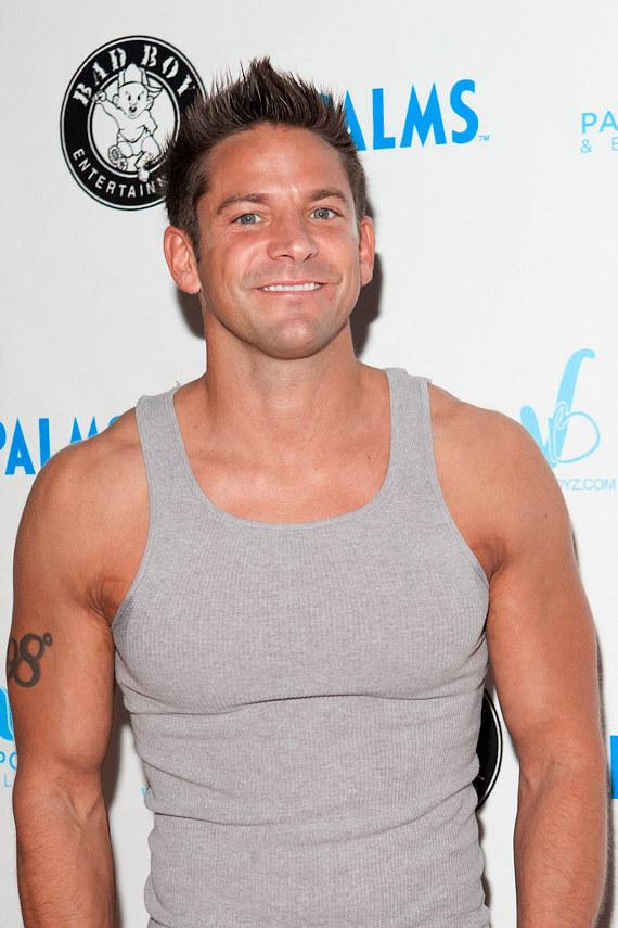 Jeff Timmons at Palms Pool and Bungalows at The Palms Resort in Las Vegas