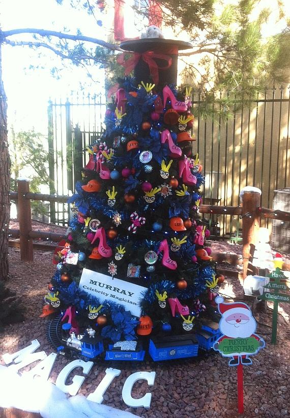 Murray's Christmas Tree at Opportunity Village