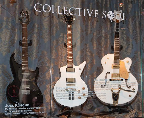 Collective Soul showcase at Hard Rock Hotel