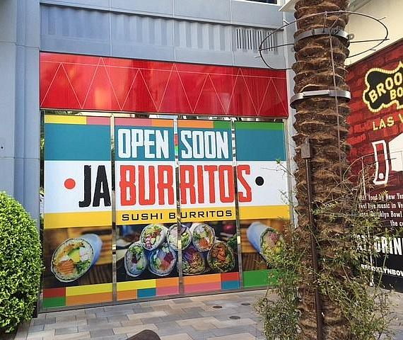 Las Vegas Off-Strip Sensation Jaburritos to Open Tuesday at The LINQ