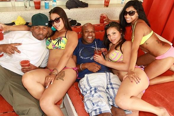 Too Short Parties at Encore Beach Club