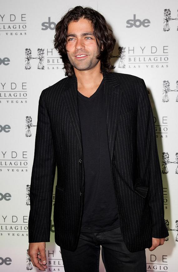 Adrian Grenier hosts at Hyde Bellagio in Las Vegas