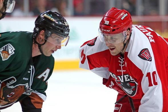 Wranglers Fall Hard to Grizzlies, 5-1