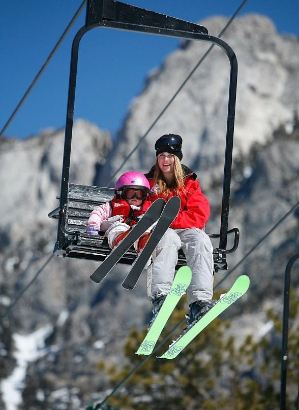 Las Vegas Ski & Snowboard Resort Kicks Off 50th Anniversary Season with New Chairlift