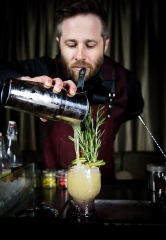 Master Mixology with Antony Sazerac at CliQue Bar & Lounge in Las Vegas