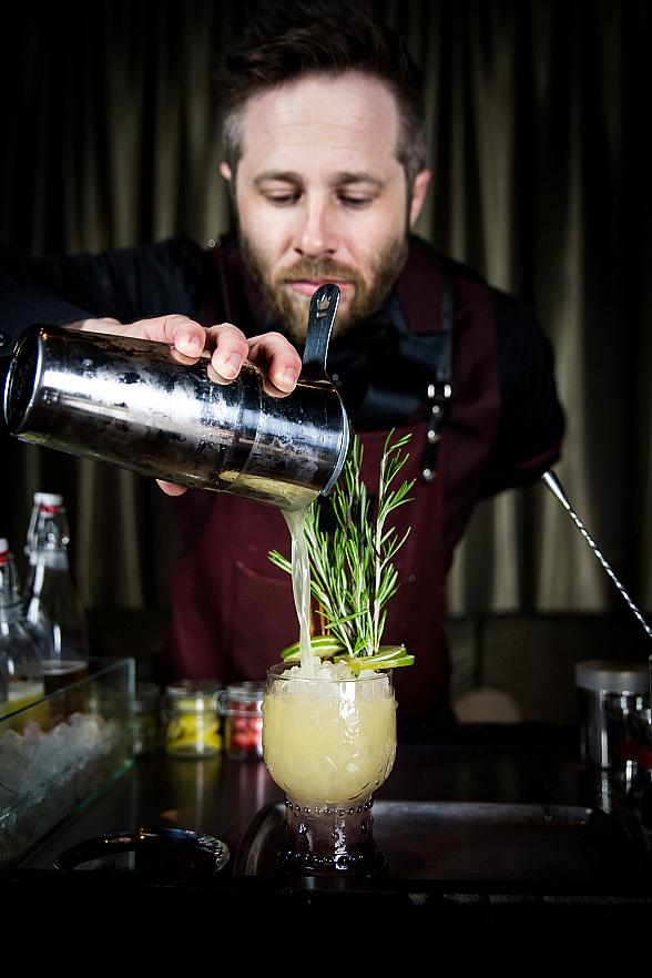 ster Mixology with Antony Sazerac at CliQue Bar & Lounge in Las Vegas