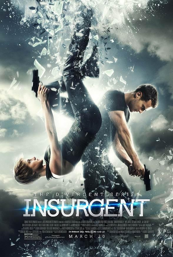 Be our guest at a FREE Advance Screening of the new movie INSURGENT in Las Vegas on March 16