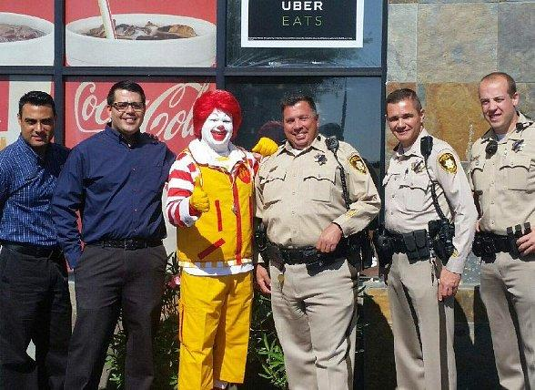 May 19 is the Last Day of the McDonald's Annual IPOF Fundraiser that is Held Each Year During National Police Week