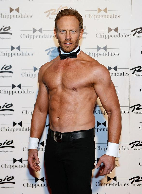 """90210"" & ""Sharknado"" Star Ian Ziering to Return to Chippendales Las Vegas June 12 – July 19 at The Rio All-suite Hotel & Casino"