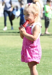 Annual Sunny 106.5 Ice Cream Sunday Returns to Huckleberry Park; FREE ICE CREAM Provided by Meadow Gold