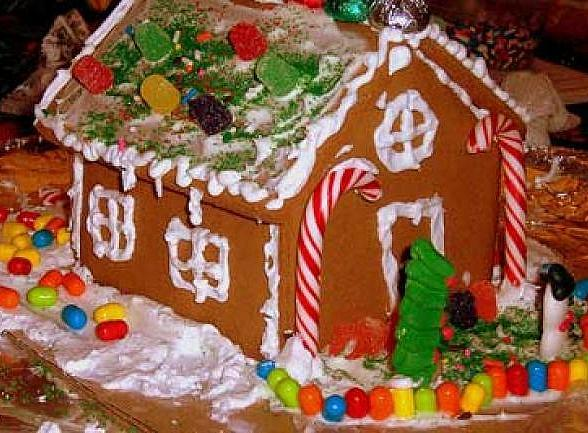 M Resort Announces Gingerbread House Contest for CCSD Children Nov. 30