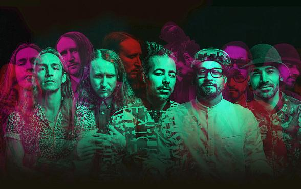 Incubus Five-Night Limited Engagement at The Joint in Hard Rock Hotel Las Vegas in October