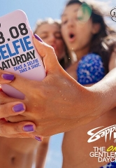 Party at Sapphire Pool & Dayclub on Selfie Saturday – Take a Selfie, Take a Shot! August 8