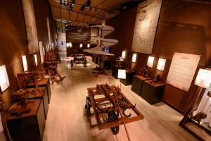 "Last Chance to see ""Da Vinci The Exhibition"" at The Venetian's Imagine Exhibitions Gallery"