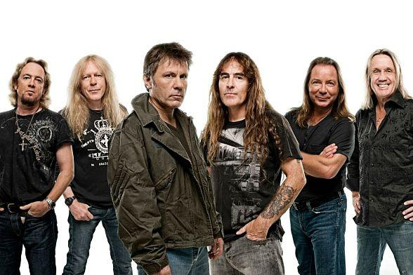 Iron Maiden Brings The Book of Souls World Tour to Mandalay Bay Events Center Feb. 28
