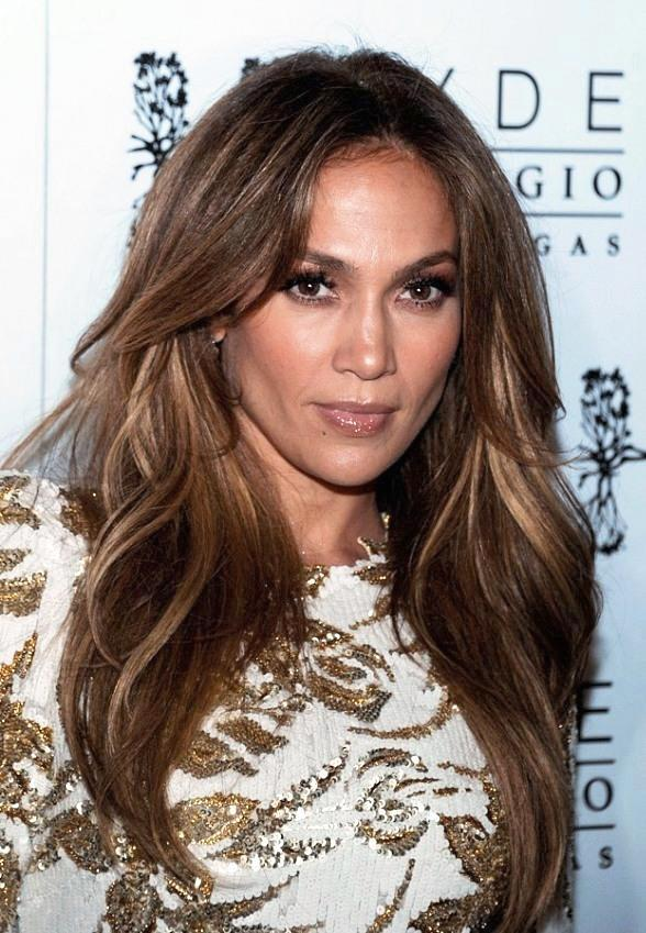 JLO on red carpet at Hyde Bellagio, Las Vegas
