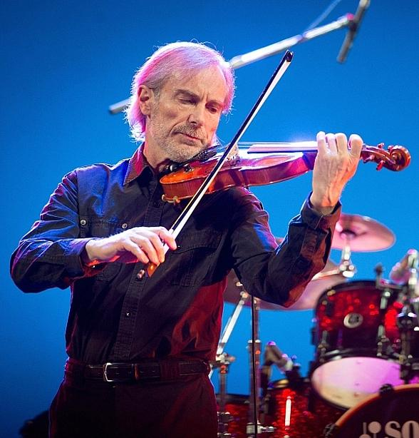 Legendary French Violinist Jean Luc Ponty to perform at Aliante Casino and Hotel in Las Vegas June 10