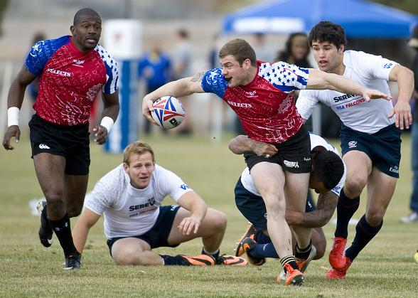 USA Sevens International Rugby Tournament Returns to Sam Boyd Stadium in Las Vegas Feb. 13-15, 2015