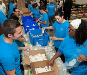 Las Vegas Community Volunteers Needed to Build 100,000 Hygiene Kits for Disaster Victims