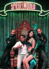 Celebrity Choreographer JaQuel Knight Attends ABSINTHE at Caesars Palace