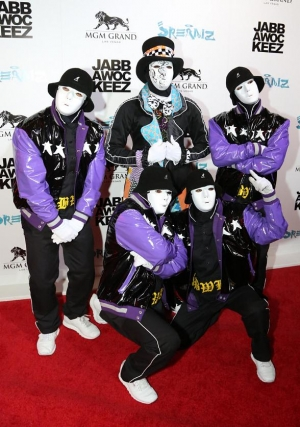 Jabbawockeez Celebrate Grand Opening of their New Show JREAMZ Last Night at MGM Grand Las Vegas