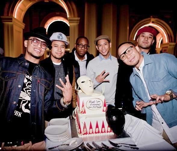 Jabbawockeez Celebrates One Year at Monte Carlo