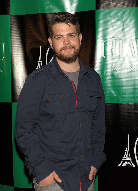 Jack Osbourne arrives at Chateau Nightclub & Gardens at Paris Las Vegas