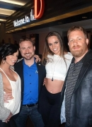 AVN Week Stars Tori Black and Jada Stevens Party at the D Las Vegas Casino Hotel