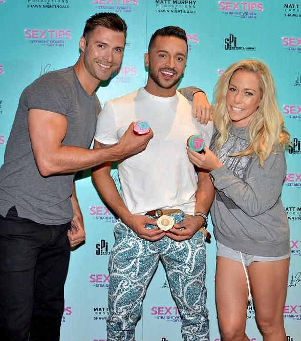 "Jai Rodriguez's Birthday Celebration at ""Sex Tips for Straight Women from a Gay Man"" at Paris Las Vegas"