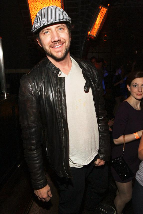 Jamie Kennedy at LAVO