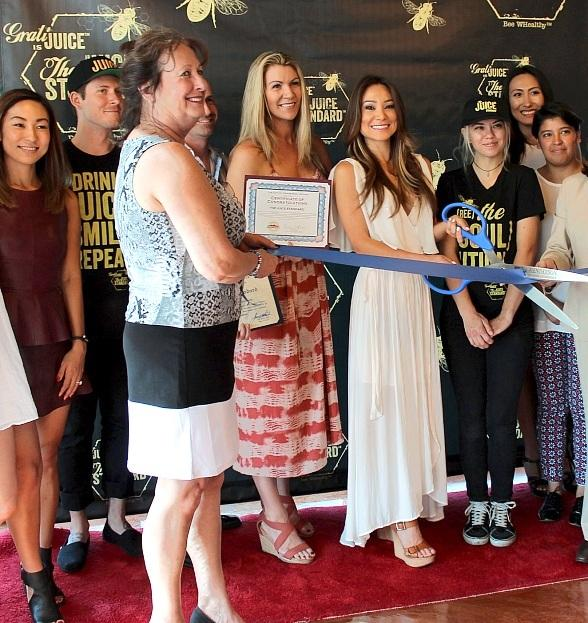 The Juice Standard Celebrates Grand Opening of New Henderson Location