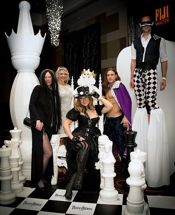 31st Annual Black & White Party Returns to Hard Rock Hotel & Casino on Aug. 19
