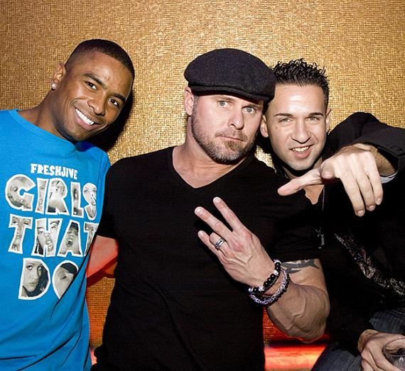 Javon Walker, Jason Giambi, The Situation