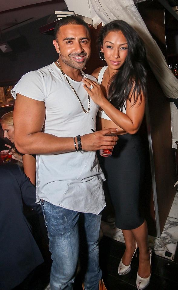 Jay Sean Takes Over the Turntables at Hyde Bellagio