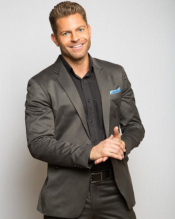 Jaymes Vaughan, TV host on OK!TV