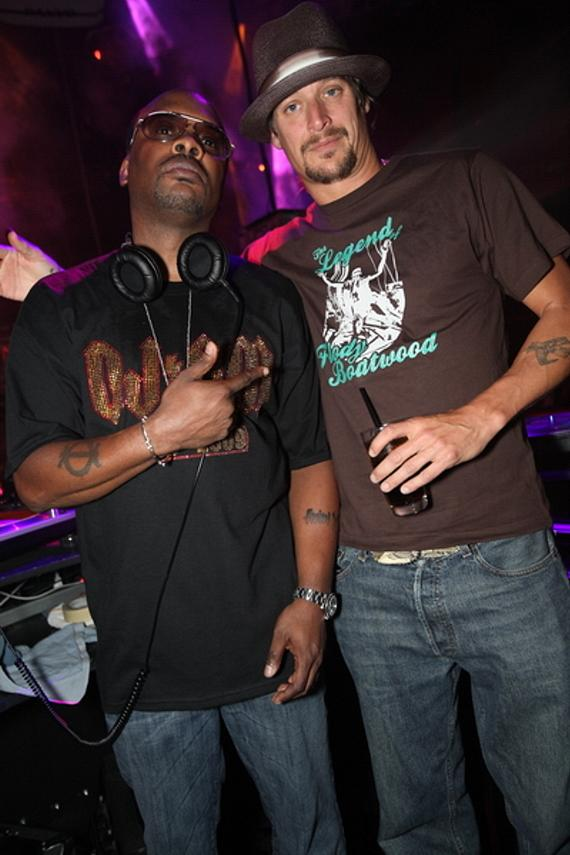 Jazzy Jeff and Kid Rock