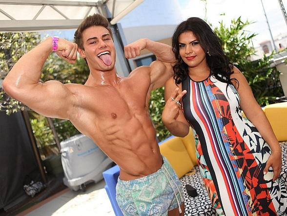 Vassy, Dave Aude and Jeff Seid Make a Big Splash at Ditch Fridays at Palms Pool & Dayclub