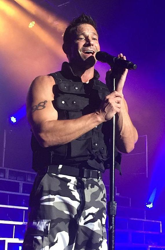 Singer / Producer Jeff Timmons