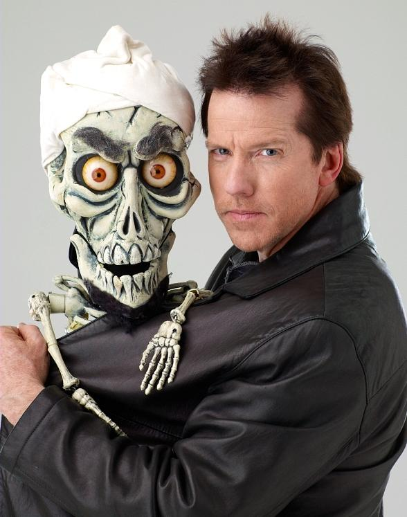 "Comedian Jeff Dunham returns to Las Vegas for One-Night Only with his ""Perfectly Unbalanced"" Tour at The Colosseum at Caesars Palace June 5, 2016"